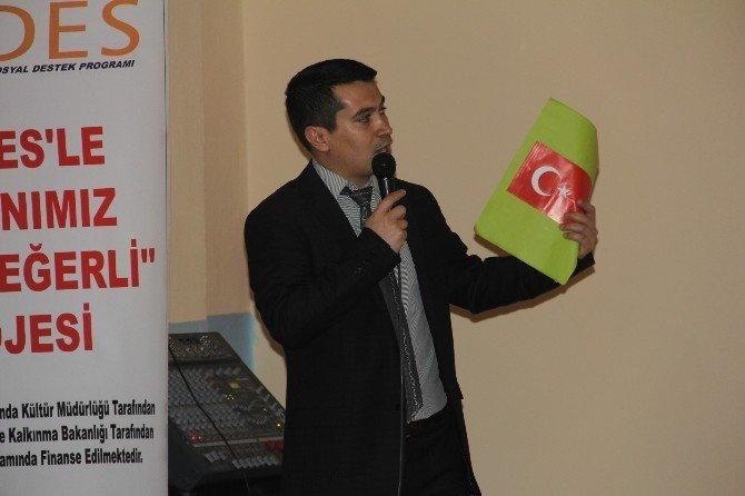 Iğdır'da 'Aile İçi Şiddet' Konferansı