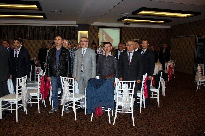 Türk Eğitim-sen Kayseri Şubeleri İstişare Toplantısı