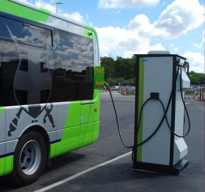 ESHOT, 20 elektrikli otobüs için ihaleye çıktı