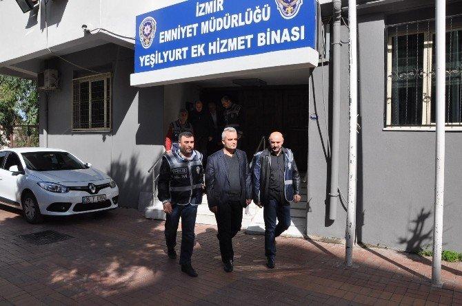 Paralel Operasyonda Gözaltına Alınanlar Adliyeye Sevk Edildi