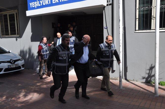 SGK operasyonunda gözaltına alınanlar adliyeye sevk edildi