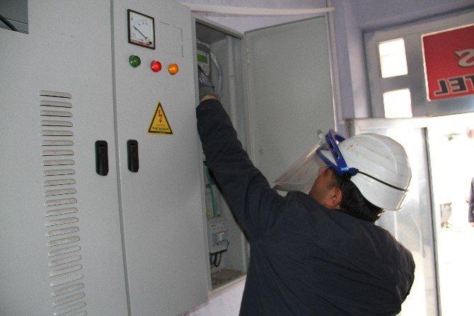 Emniyet Destekli Kaçak Elektrik Operasyonu
