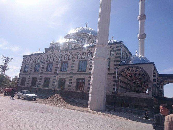 Sindelhöyük Mahallesi Camii Tamamlandı