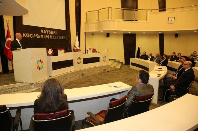 Kocasinan'da Belediye Üniversite İşbirliği