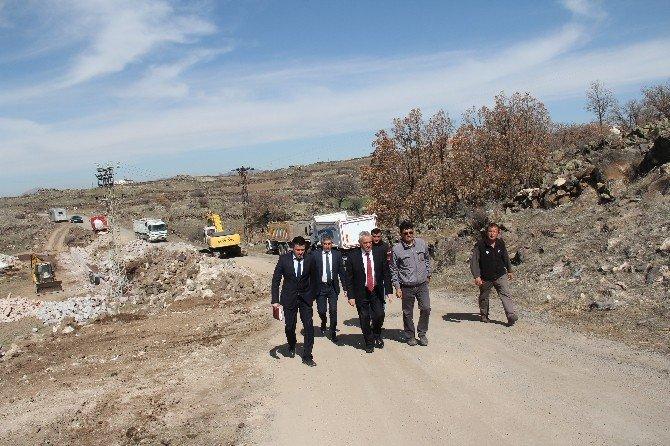 İncesu Belediyesi Hayalleri Gerçeğe Dönüştürmeye Devam Ediyor