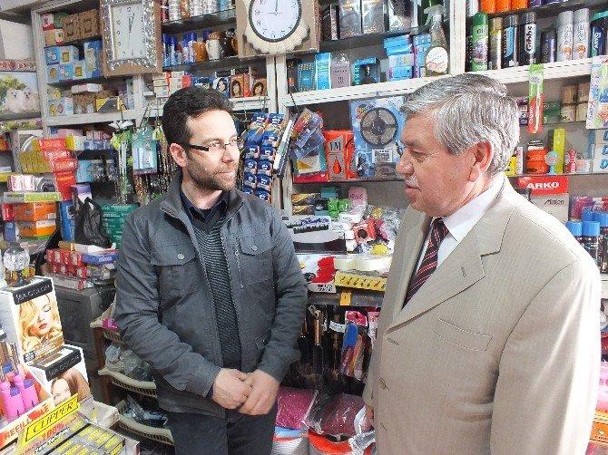 Pınarbaşı Müftülüğünden Bayır-bucak Türkmenleri İçin Yardım Kampanyası