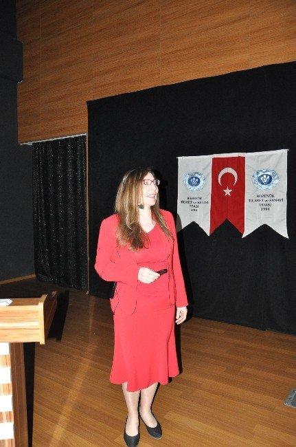 Bozüyük'te 'İşvereni Yakan Sorular' Bilgilendirme Semineri