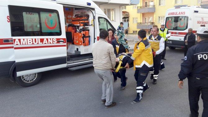 Bor'da kaza: 3 yaralı