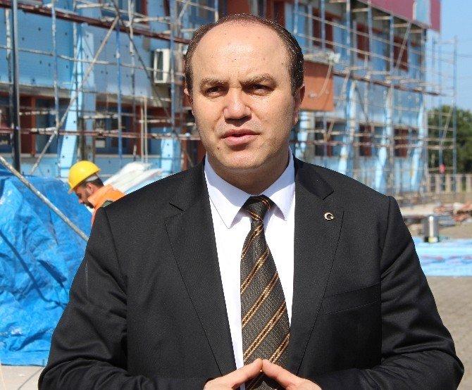 Ordu Gençlik Hizmetleri Ve Spor İl Müdürü Mustafa Genç: