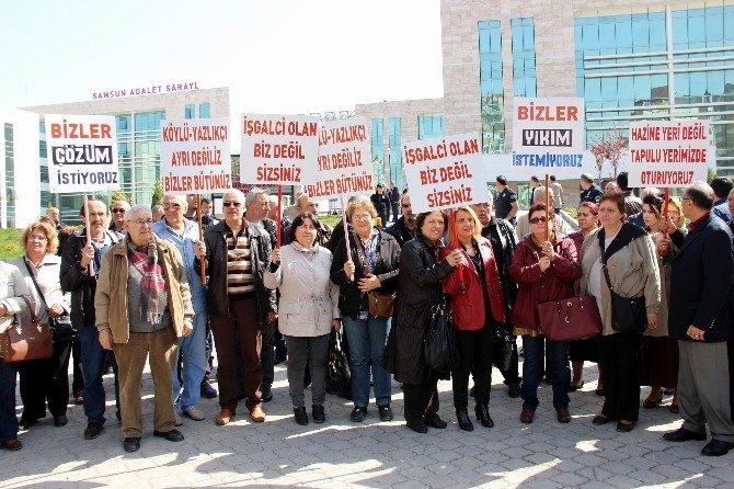 Yörükler Mahallesi Kadastro Davası'nın İlk Duruşması
