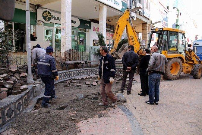 Sivas'ta Yeraltı Çöp Konteynerleri Yaygınlaşıyor