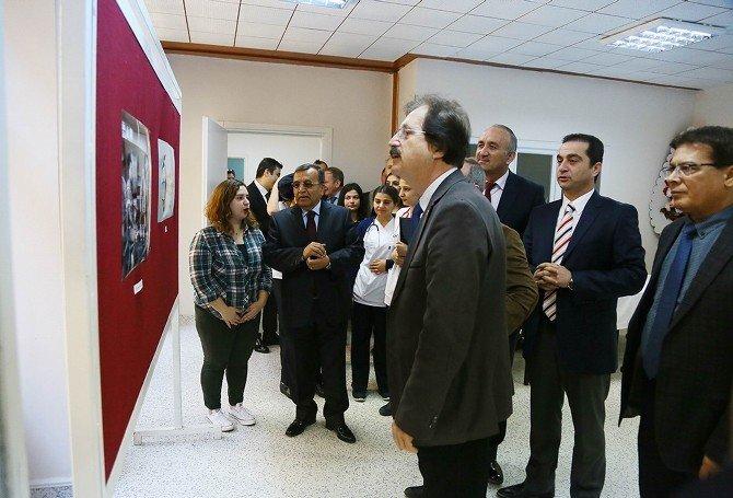 Sağlık Çalışanları Fotoğraf Sergisi Açtı