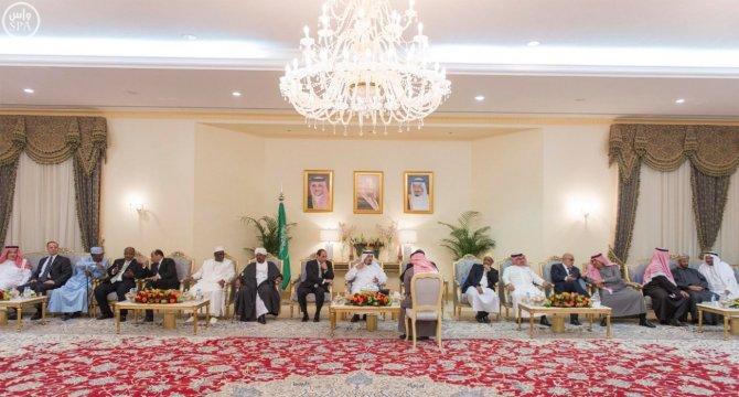 Ortadoğu'nun en büyük tatbikatı liderlerin katılımıyla tamamlandı
