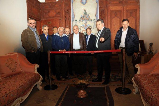Spor yazarları Talas'ta panelde buluştu