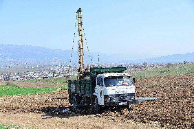 Erbaa'da Yeni Devlet Hastanesi İçin Jeolojik Etüt Çalışması Başlatıldı.