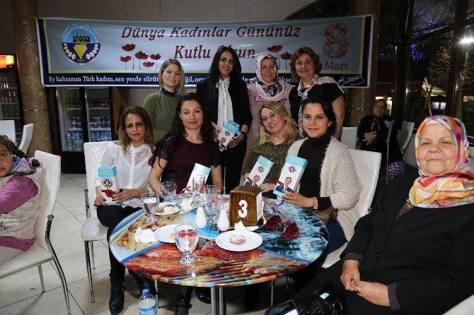 Belediyenin Hanımları Gönüllerince Eğlendi