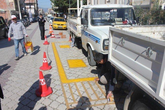 Sınırlar, Daha Rahat Bir Trafik İçin Çiziliyor