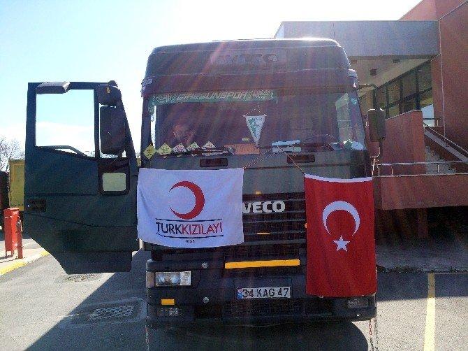 Türk Kızılayı'ndan 'Ünibutik' Projesi