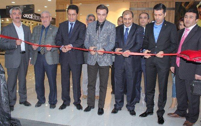 Elazığ'da Tarım Ve İnsan Konulu Fotoğraf Sergisi Açıldı