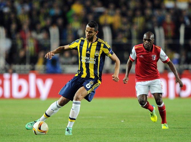 Fenerbahçe: 1 - Braga: 0