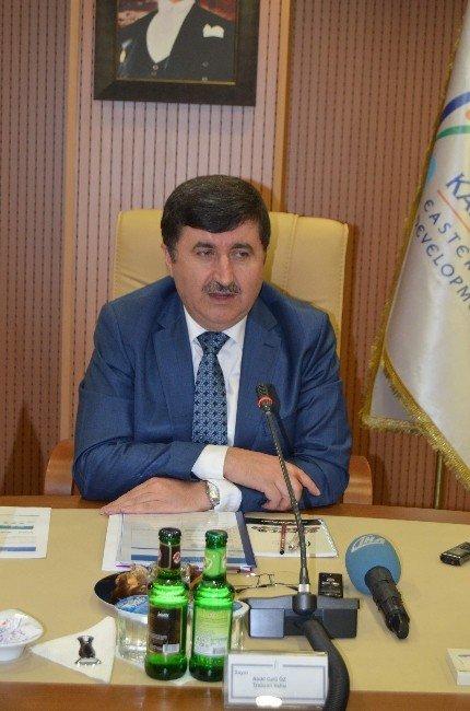 Doka Yönetim Kurulu Toplantısında Turizm Konuşuldu