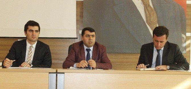 Van Milli Eğitim Müdürlüğünde Yüksekova Hazırlığı