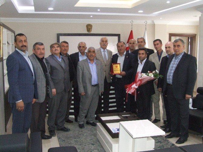 Yerköy Belediye Başkanı Mehmet Ağaoğlu;