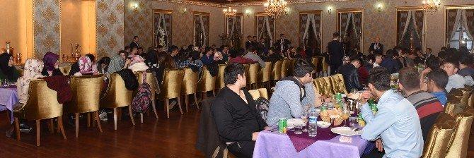 Başkan Sekmen'den Öğrencilere YGS Motivasyonu