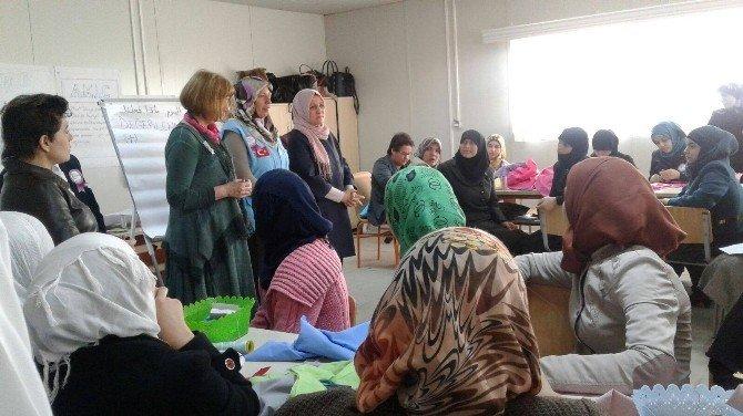 Suriyeli Kadınların Sosyal Ve Ekonomik Hayata Entegrasyonu Projesi