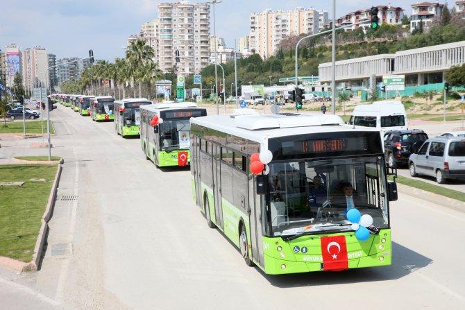 Adana'da YGS'ye girecek öğrencilere ulaşım ücretsiz
