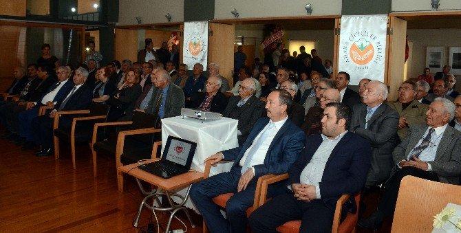 Adana Çiftçiler Birliği'nde Yeni Başkan Mutlu Doğru