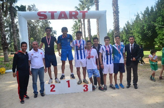 Adana'da İl Kros Seçmeleri Yapıldı