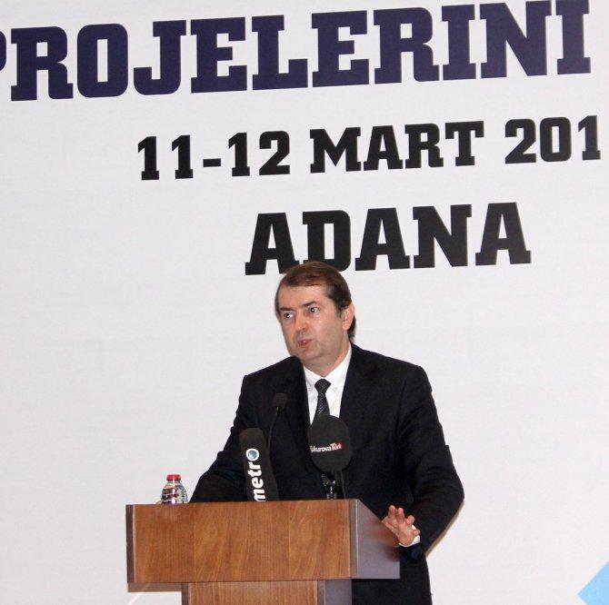 'Adana Projeleri Konuşuyor' çalıştayı ile kentteki durağanlığa çare aranacak