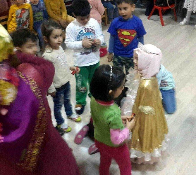 Minik Öğrenciler Kuran'a Geçti
