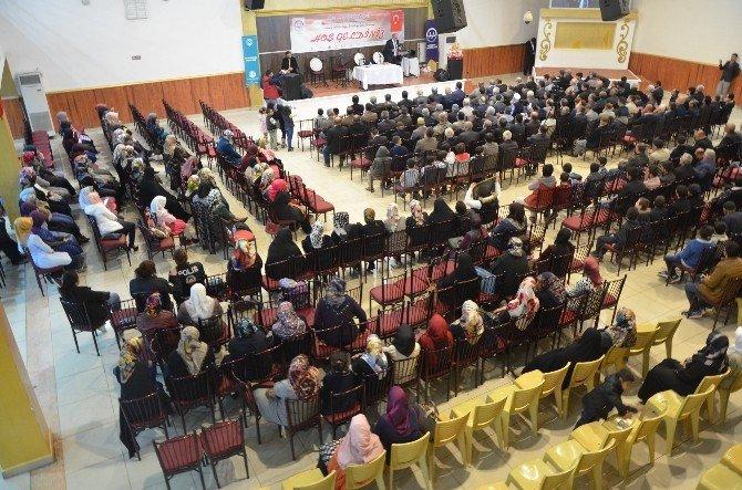 Şehitleri Anma Ve Kuran Ziyafeti Programı Düzenlendi