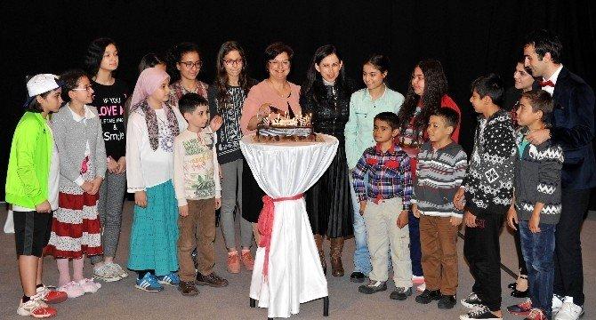 ADÜ'de 'Dünya Böbrek Günü Çocuk Festivali' Düzenlendi