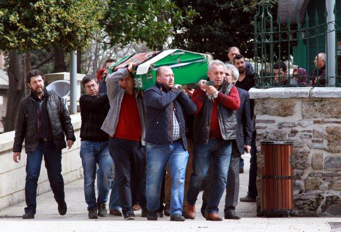Afganistan'da öldürülen mühendis Bursa'da toprağa verildi