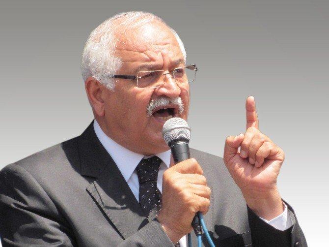 AK Parti Gaziantep Milletvekili Mehmet Erdoğan