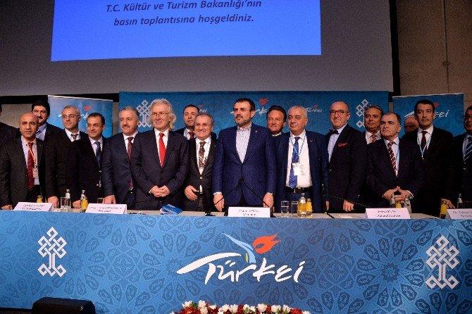 AK Parti Kars Milletvekili Arslan, Bakan Mahir Ünal'la Berlin'de