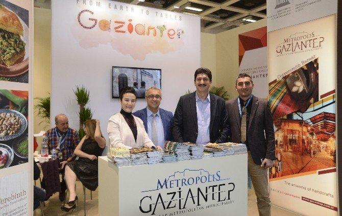 Gaziantep, Berlin'de Türk Mutfağını Tanıttı
