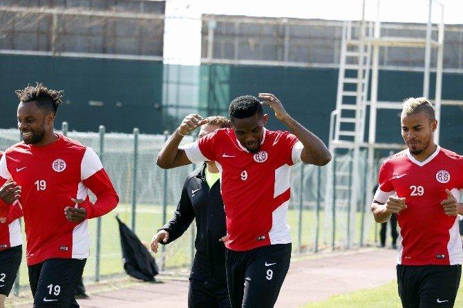 Antalyaspor'da Bursaspor Maçı Hazırlıkları