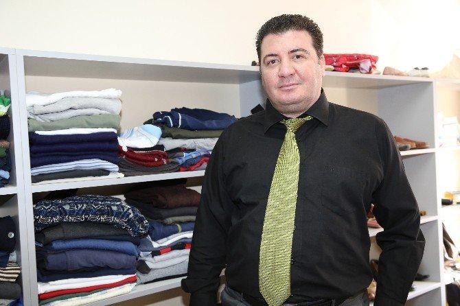Selçuk'ta Sosyal Market İhtiyaç Sahibi Vatandaşları Bekliyor
