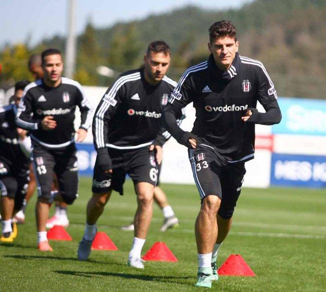 Beşiktaş, Çaykur Rizespor hazırlıklarını tamamlandı