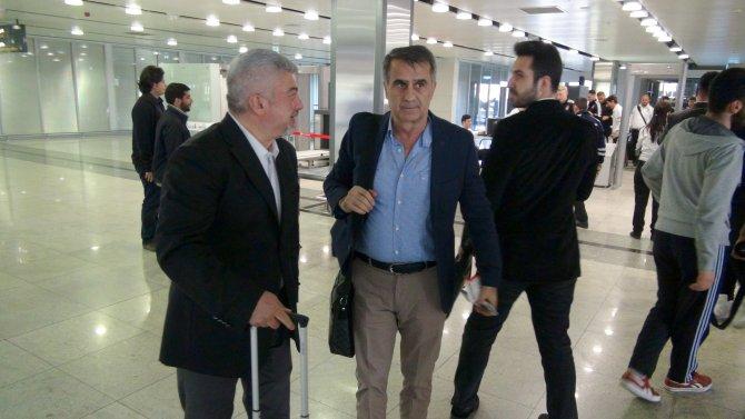 Beşiktaş, Rize'ye gitti