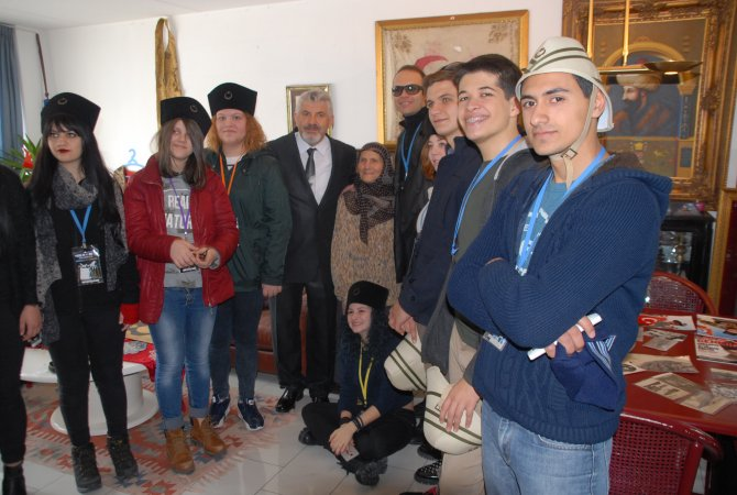 Hollanda Çanakkale Müzesi, Çanakkalelileri ağırladı