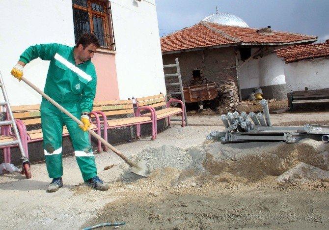 Çankaya Belediyesi Köy Konaklarını Yeniliyor