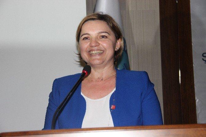 CHP'li Böke, İskenderun'da Kadınlarla Buluştu