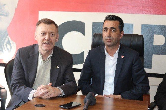 CHP Mersin Milletvekili Atıcı Niğde'yi Ziyaret Etti