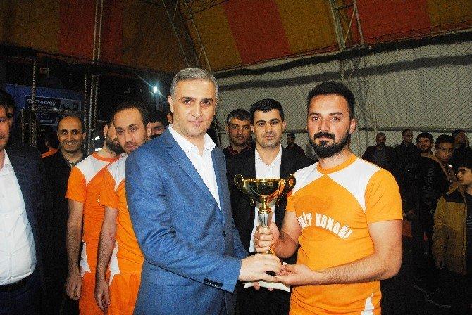 Dicle EDAŞ Futbol Turnuvası Sona Erdi