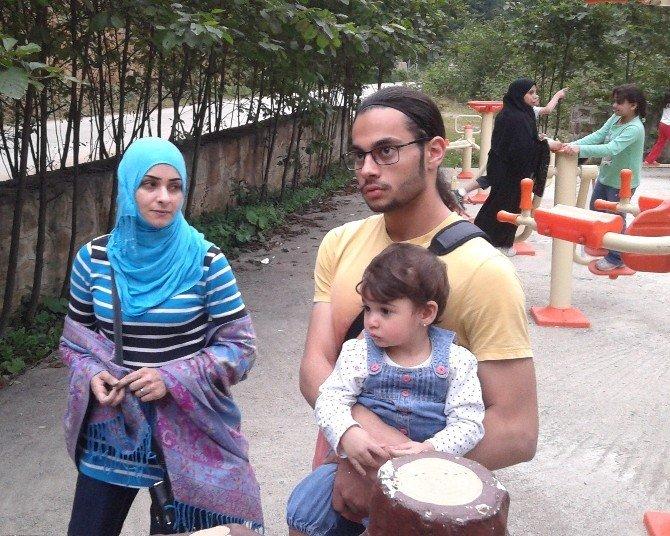 Araplar Turizm Sezonunu Erken Açtı